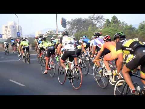Thane Mayors Cycle race 2016 | サイクルレース | 循環賽