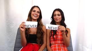 Never Have I Ever with Renee & Elisha Herbert | Beginning Boutique