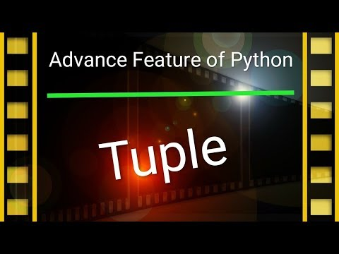 Python Tutorial in Hindi #20 | Tuple in Python thumbnail