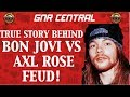 Capture de la vidéo Guns N' Roses: The True Story Behind The Axl Rose & Sebastian Bach Bon Jovi Feud%21