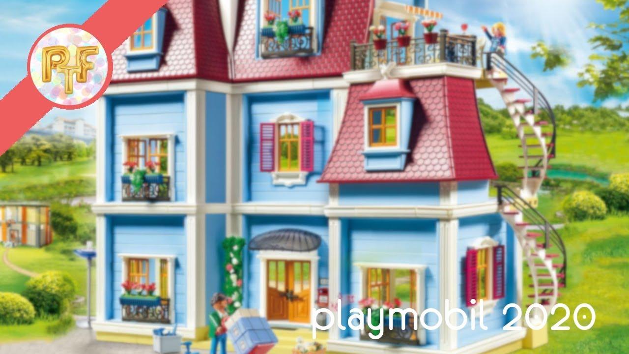 amenagement maison traditionnelle playmobil