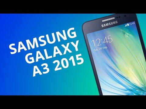 Samsung Galaxy A3 [Análise]