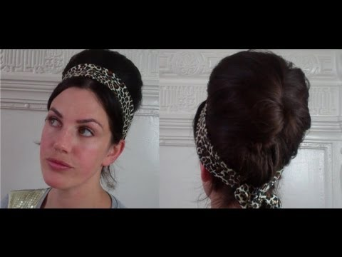 bangin'-boho-beehive-tutorial-(-easy-&-quick-60's-vintage-retro-style)---fitfully-vintage
