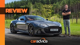 Is this the world's sexiest supercar? 2020 Aston Martin DBS Superleggera review