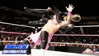 Sheamus & The Usos vs. Gold & Stardust & The Miz: SmackDown, Oct. 17, 2014