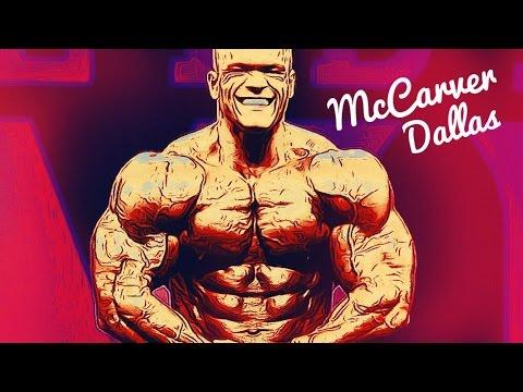 DALLAS McCARVER - FUTURE MR. OLYMPIA ?!