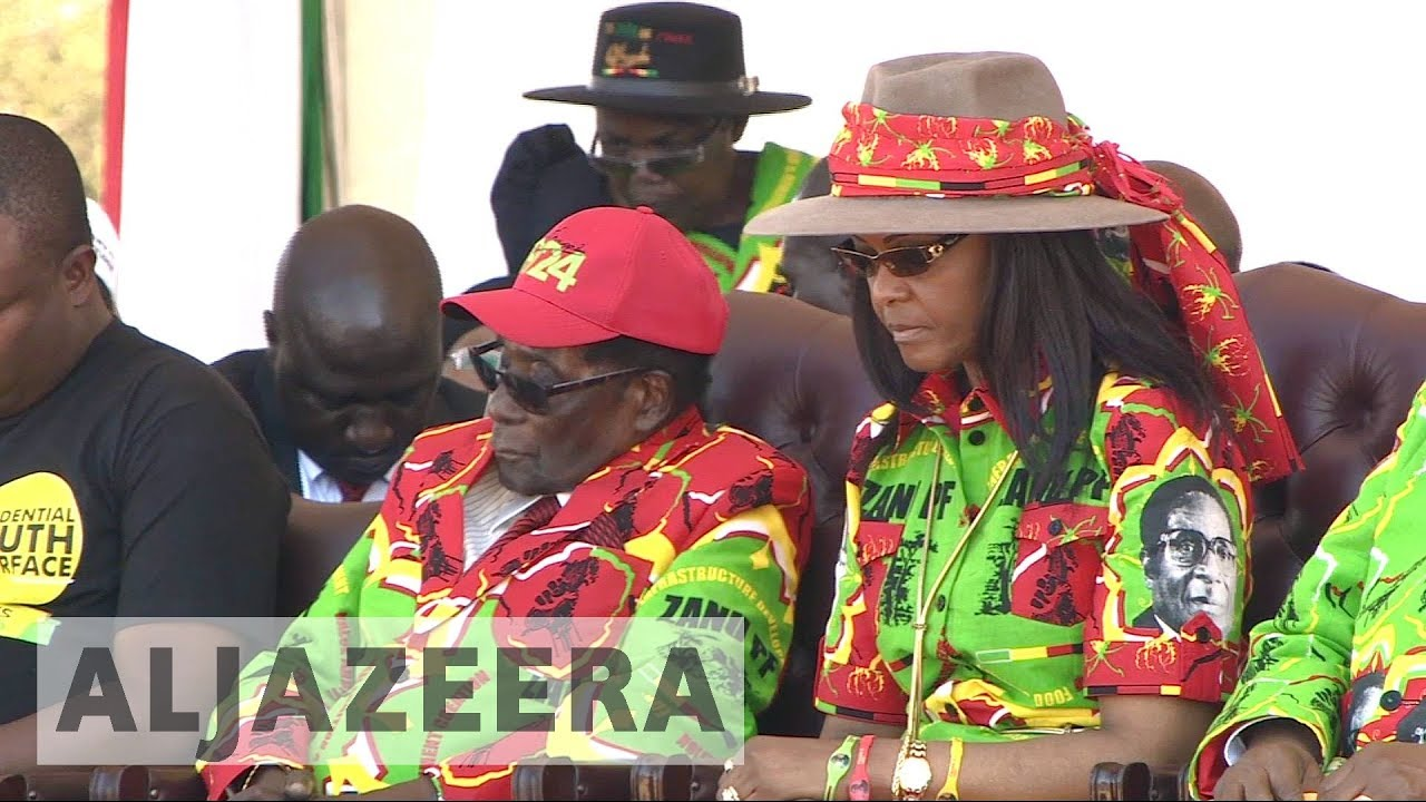 Campaigning begins for 2018 Zimbabwe elections