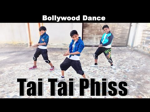 awesome tapori style dance by kids | tai tai phiss performance | Vicky Patel Choreography | INDIA
