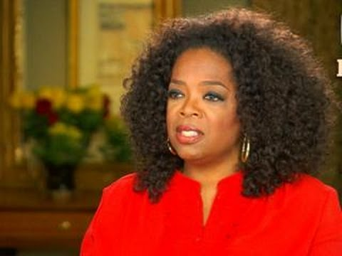 Oprah on Being a Recent Victim of Racism