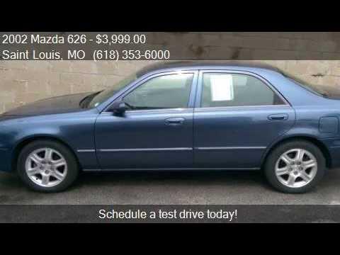 2002 Mazda 626 LX V6 4dr Sedan For Sale In Saint Louis, MO 6