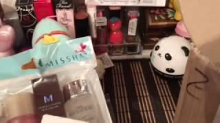 Unboxing Missha Online México + Productos edición limitada MISSHA X LINE FRIENDS