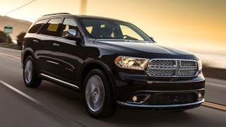 2015 Dodge Durango Limited Start Up and Review 3.6 L V6