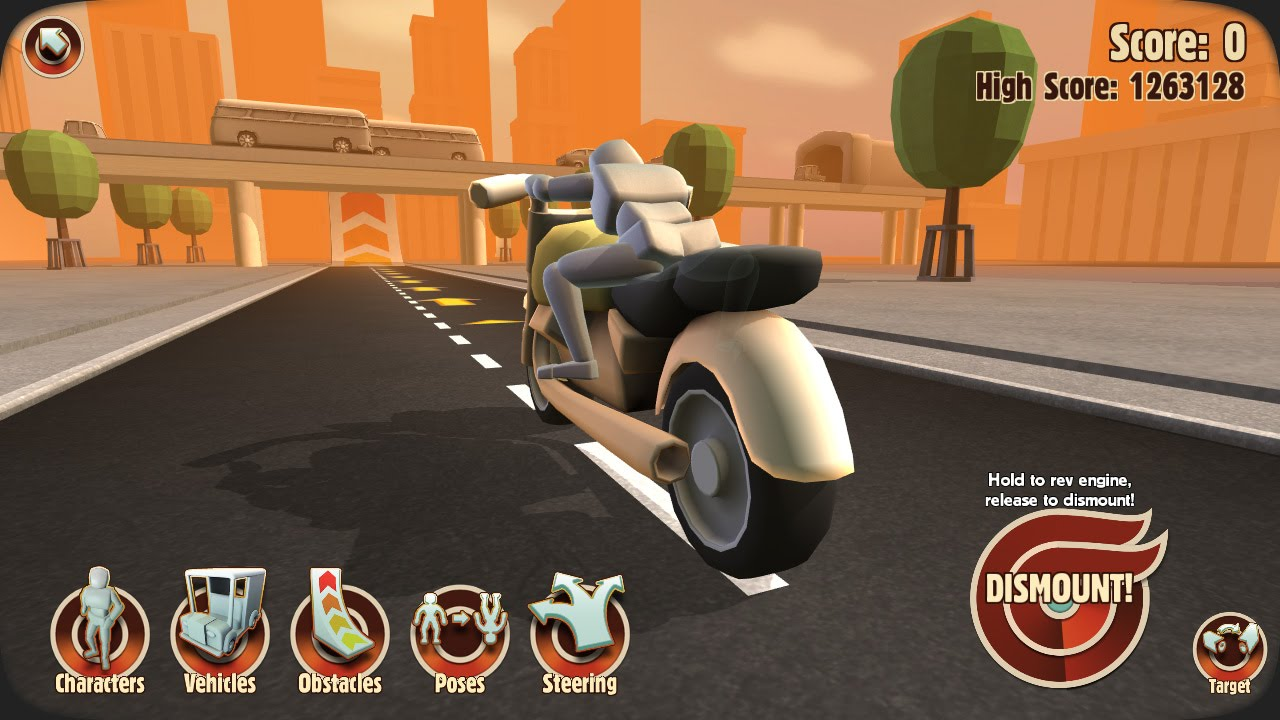 Turbo Dismount Android Download (Full) [MOD: Unlocked ...