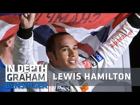 Lewis Hamilton: I didnt enjoy first championship