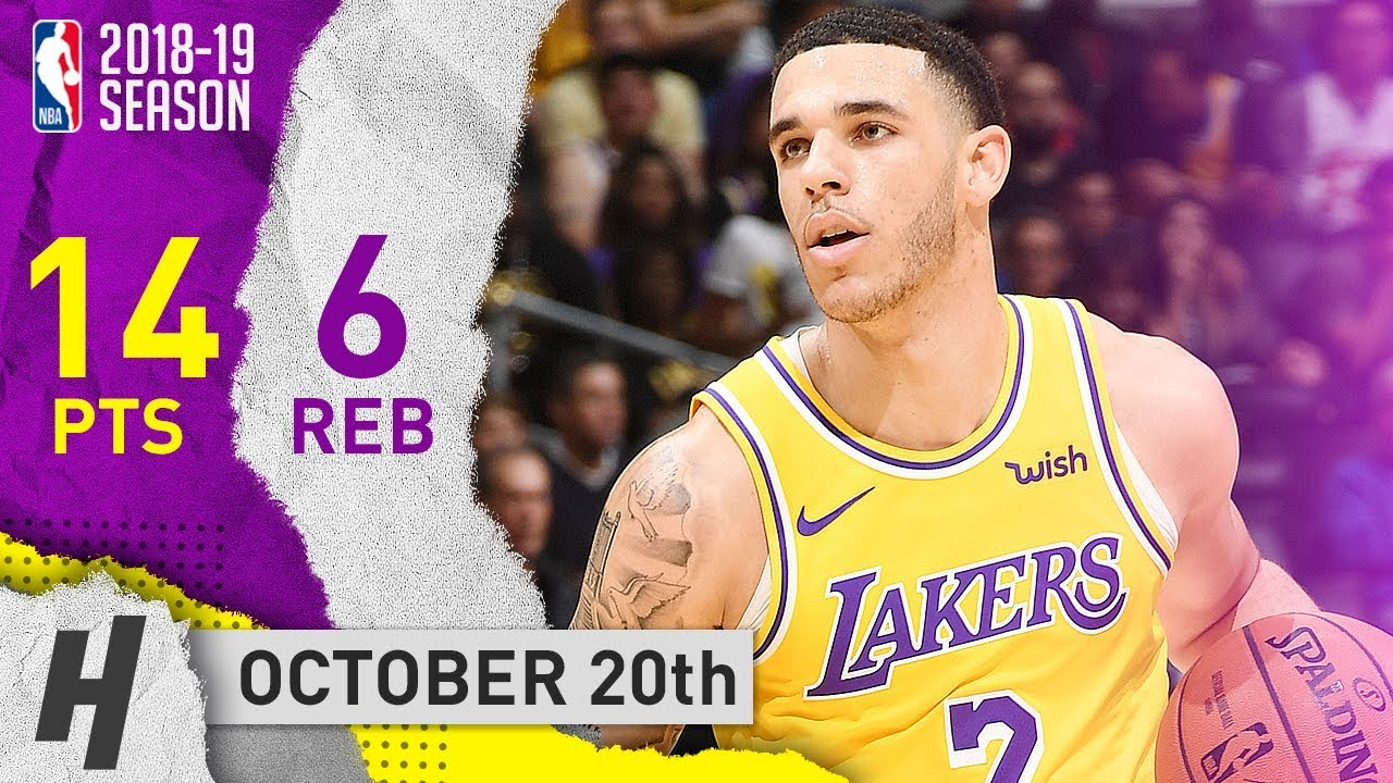lonzo-ball-full-highlights-lakers-vs-rockets-2018-10-20-14-pts-6-reb-off-the-bench