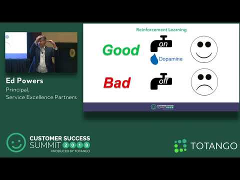 How Do Customers Really Make Renewal Decision  - Customer Success Summit 2018 (Track 1)