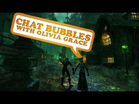 How Important Is Game Story? Chat Bubbles With Olivia Grace
