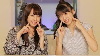 MCは、℃-ute中島早貴と、モーニング娘。'16牧野真莉愛! 11月2日発売の℃...