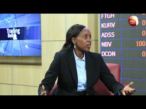 Trading Bell 2017 - Ms. Catherine Karita, Executive Director, NIC Securities