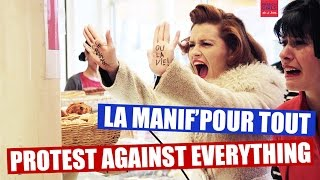 French Girls do it Better – La manif'pour tout
