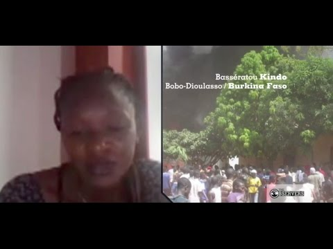 Meet our Observer Bassératou, from Burkina Faso