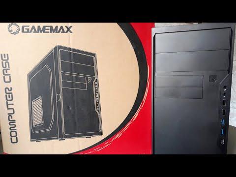 Корпус GameMax MT307-4U3C