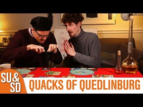 Quacks of Quedlinburg - Shut Up & Sit Down Review