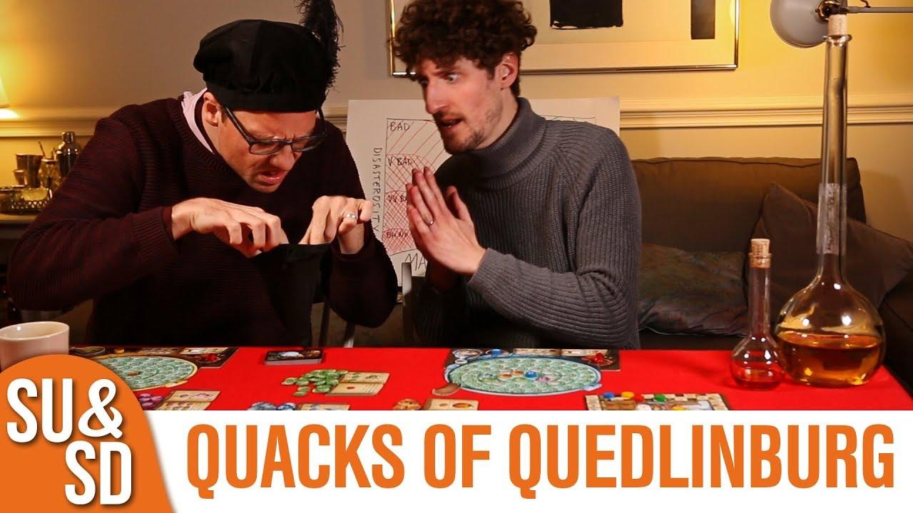 Quacks of Quedlinburg - Shut Up & Sit Down Review image