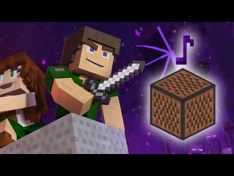 Through the Night - Note Block Remake (Minecraft Song)