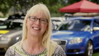 Audi Presents: Camp allroad with Sylvia