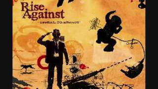 Rise against - The Strength to Go On