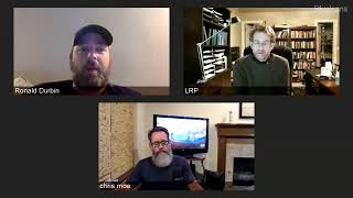 Grumpy Tonight with guests Ron Durbin and Lawrence Pasternack