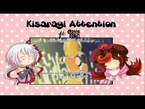 【UTAUカバー】 Kisaragi Attention 【Yang Ge + Ruby】 +UST
