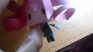 papercraft vocaloid