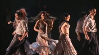 Exciting tango show - Tango Fire