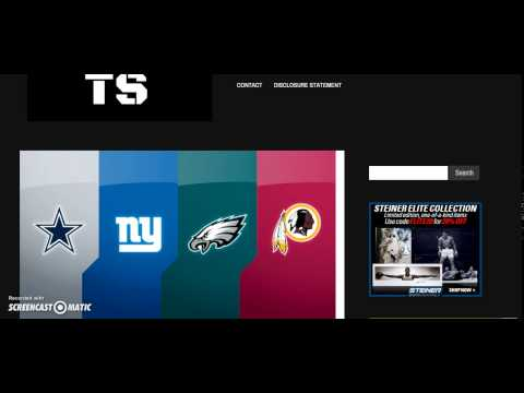 Tops Sports.Com 2015 NFC East Prediction