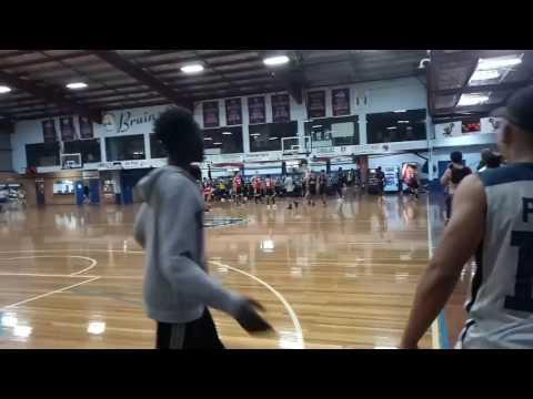 Sydney Knights Under 18's In Action