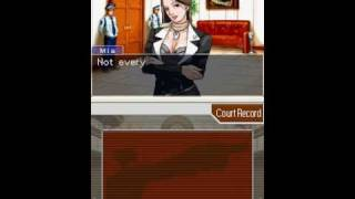 Gameplay - Phoenix Wright: Ace Attorney - Case 1 - Part 1