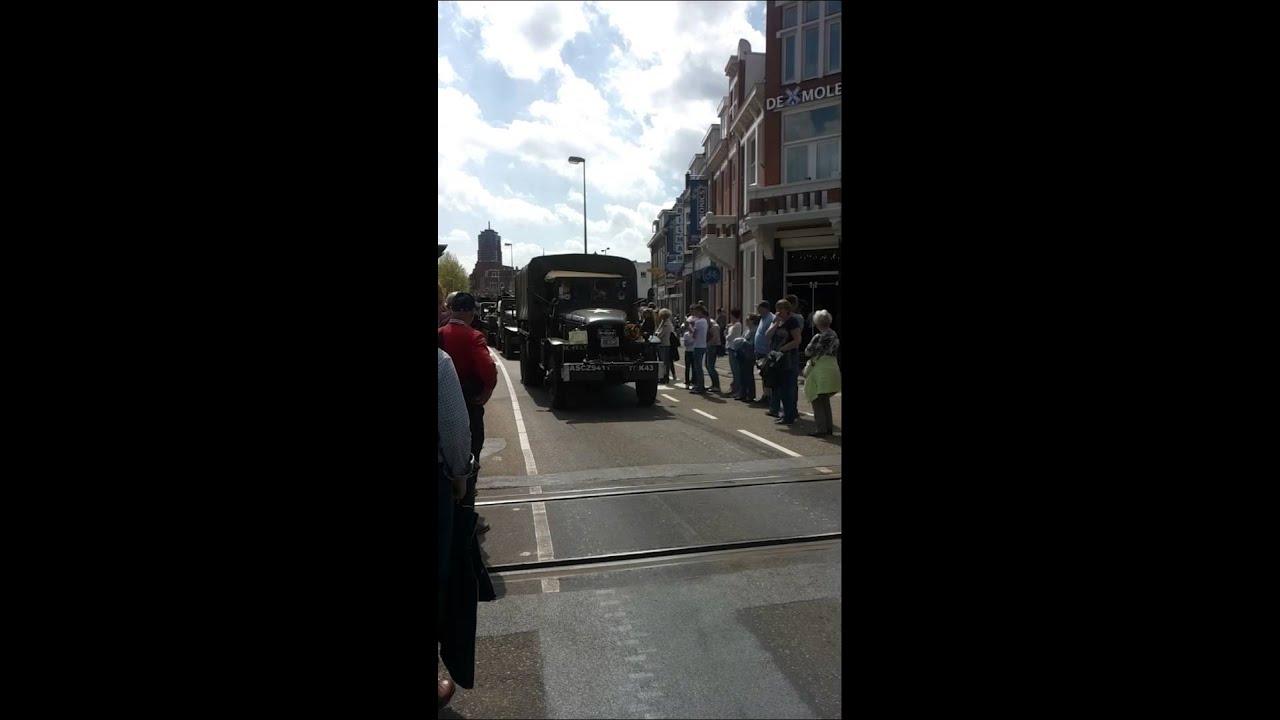 Vibergo Tijdens 5 Mei Parade Enschede Youtube
