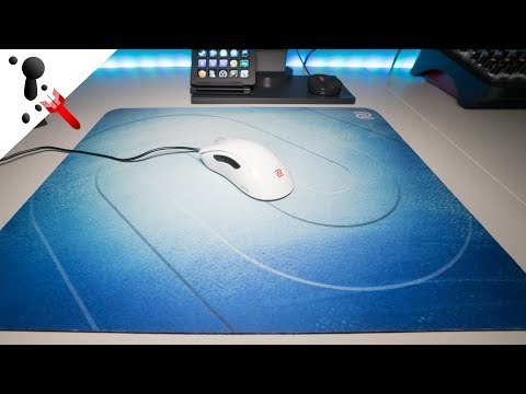 BenQ Zowie G-SR-SE Mouse Pad Review