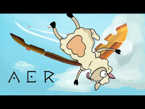 LLAMAS REALLY CAN FLY!!! | AER Memories of Old | Gameplay |
