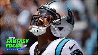Fantasy Focus Live! Set your lineup for Week 2