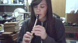 Galway Girl Irish Tin Whistle