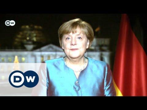 Merkel delivers New Year's speech | DW News