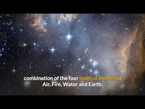 Magical Element Fire - The Action And Will Of Manifestation