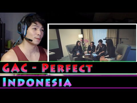 GAC & KHS - Perfect (One Direction) Cover - RandomPHDude Reaction