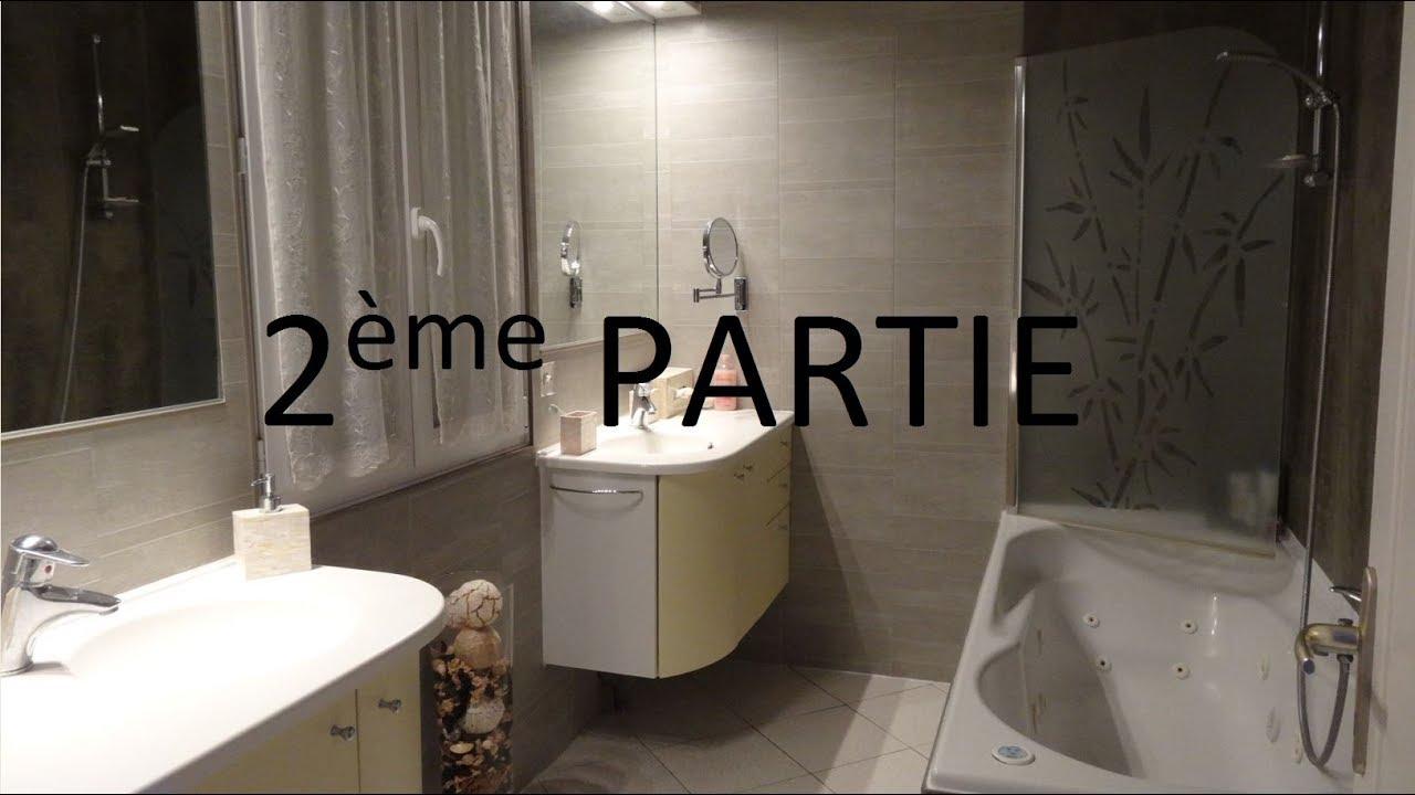Dumawall Salle De Bain poser du lambris pvc dans une salle de bain sans colle (ou presque) part2
