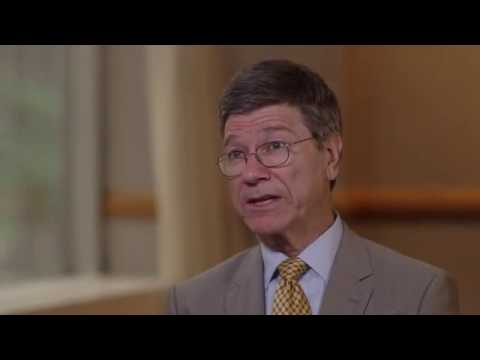 Interview with Jeffrey Sachs – Why Sustainable Development Matters