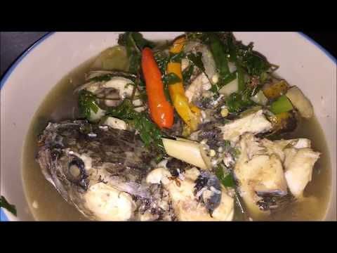 Curry fish  | snakehead Curry  | Laos Food 2017