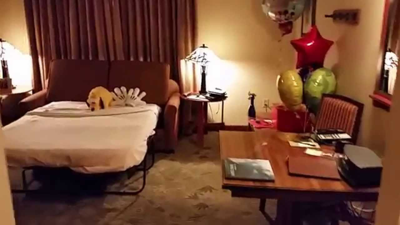 Disney Grand Californian Hotel And Spa Two Room Suite Walk Through You